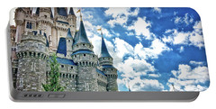 Castle Perspective Portable Battery Charger