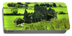 Castle Ruins Countryside Portable Battery Charger