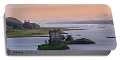 Castle Stalker - Scotland Portable Battery Charger