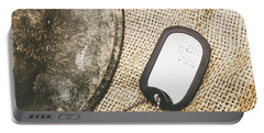 Casualties Of War Portable Battery Charger