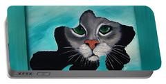 Cat-fish Portable Battery Charger