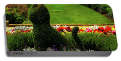Cat Topiary Belfast Portable Battery Charger