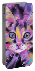 Cat Wild Thing Portable Battery Charger