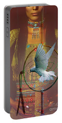 Catch Your Dreams Portable Battery Charger by Shadowlea Is