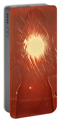 Catching Fire Portable Battery Charger