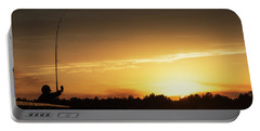 Catching The Sunset Portable Battery Charger