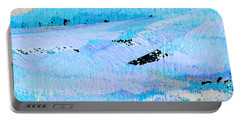 Catching Waves Portable Battery Charger by Stephanie Grant