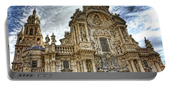 Catedral De Murcia Portable Battery Charger