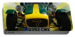 Caterham 7 Portable Battery Charger