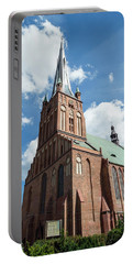 Cathedral Basilica Of St. James The Apostle, Szczecin A Portable Battery Charger