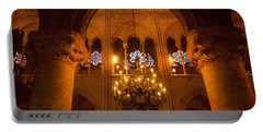 Cathedral Chandelier Portable Battery Charger