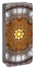 Portable Battery Charger featuring the photograph Cathedral Dome  by Geoff Smith