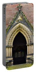 Cathedral Door Portable Battery Charger
