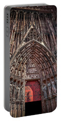 Cathedral Entance Portable Battery Charger