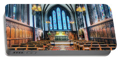 Cathedral Glow Portable Battery Charger