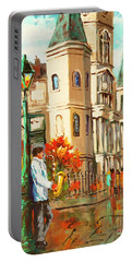 Cathedral Jazz Portable Battery Charger