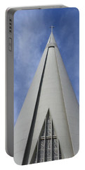 Cathedral Minor Basilica Our Lady Of Glory Portable Battery Charger