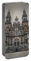 Cathedral Of Santiago De Compostela Portable Battery Charger