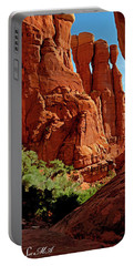 Cathedral Rock 06-124 Portable Battery Charger by Scott McAllister