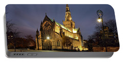 Cathedral Twilight Portable Battery Charger