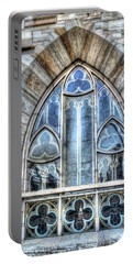 Cathedral Window Milan Portable Battery Charger