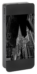 Portable Battery Charger featuring the photograph Cathedrale St/. Vincent by Elf Evans