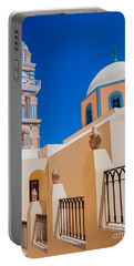 Catholic Cathedral Church Of Saint John The Baptist Portable Battery Charger