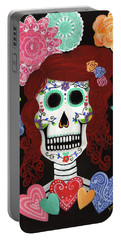Catrina's Garden Portable Battery Charger