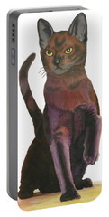 Cats Meow Portable Battery Charger