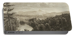 Catskill Mountains Portable Battery Charger