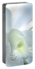 Cattleya Orchid #1 Portable Battery Charger