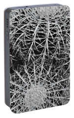Portable Battery Charger featuring the photograph Catus by Joan Reese