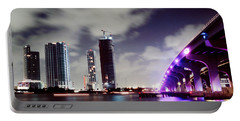 Causeway Bridge Skyline Portable Battery Charger