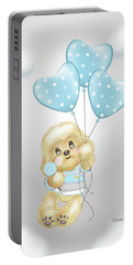 Cavapoo Toby Baby Portable Battery Charger
