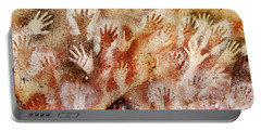 Cave Of The Hands - Cueva De Las Manos Portable Battery Charger