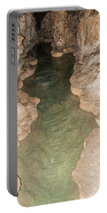 Cavern Pond 3 Portable Battery Charger by James Gay