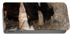 Cavern View 6 Portable Battery Charger by James Gay