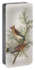 Cedar Bird Portable Battery Charger
