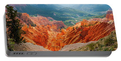 Cedar Breaks Amphitheater Portable Battery Charger
