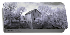 Cedar Point Mill In Infrared Portable Battery Charger