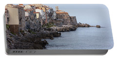 Cefalu, Sicily Italy Portable Battery Charger