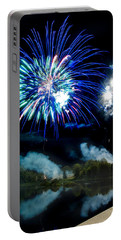 Celebration II Portable Battery Charger by Greg Fortier