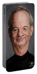 Celebrity Sunday - Bill Murray Portable Battery Charger