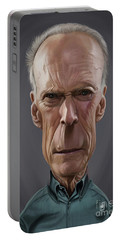 Celebrity Sunday - Clint Eastwood Portable Battery Charger