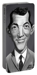 Celebrity Sunday - Dean Martin Portable Battery Charger