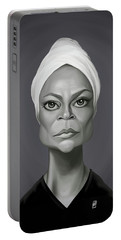 Celebrity Sunday - Eartha Kitt Portable Battery Charger