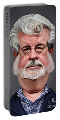 Celebrity Sunday - George Lucas Portable Battery Charger