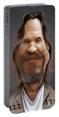 Celebrity Sunday - Jeff Bridges Portable Battery Charger