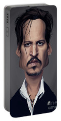 Celebrity Sunday - Johnny Depp Portable Battery Charger