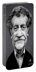 Celebrity Sunday - Kurt Vonnegut Portable Battery Charger